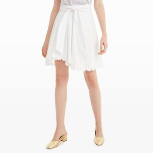 Club Monaco Skirts - Club Monaco Vidorus Scalloped Skirt